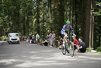 Mathew Hayman (AUS/Orica-BikeExchange)<br /> <br /> Stage 18 (ITT) - Sallanches › Megève (17km)<br /> 103rd Tour de France 2016