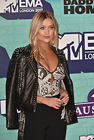 Laura Whitmore<br /> MTV EMA Awards 2017 in Wembley, London, England on November 12, 2017<br /> CAP/PL<br /> &copy;Phil Loftus/Capital Pictures