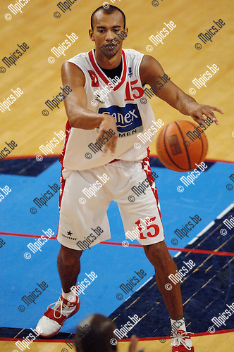 David Toya , Antwerp Giants