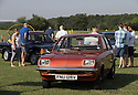 26/07/14 <br /> <br /> Vauxhall Chevette.<br /> <br /> Princess Diana's Mini Metro was the star of the show at the first ever Festival of the Unexceptional.<br /> <br /> The car show held near Silverstone celebrated the best examples of the most ordinary cars of late 1960s to mid-1980s Britain.<br /> <br /> Organisers, Hagerty Insurance, said: &quot;Let&rsquo;s celebrate, preserve and enjoy these threatened and endangered pieces of our beige, brown and plaid automotive heritage.<br /> <br />  &quot;There are twice as many Ferraris on the road in the UK than Austin Allegros! We&rsquo;ve brought together the 50 best examples of a wide range of models - an award of dubious value will go to the overall winner.&quot;<br /> <br /> Princess Diana's red 1980 Mini Metro L was photographed many times while she was dating Prince Charles and was affectionately known as the 'courting car'. It has had three owners since it left the Royal fleet, and has clocked-up a very modest 30,000 miles. <br /> <br /> <br /> All Rights Reserved - F Stop Press.  www.fstoppress.com. Tel: +44 (0)1335 300098
