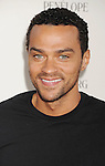 LOS ANGELES, CA - JUNE 14: Jesse Williams arrives at the 2012 Los Angeles Film Festival premiere of 'To Rome With Love' at Regal Cinemas L.A. LIVE Stadium 14 on June 14, 2012 in Los Angeles, California.