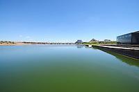 Tempe, Arizona. An eastern view of Tempe Town Lake from the pedestrian brdige. Photo by Eduardo Barraza © 2015