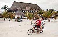 Casa Sandra, Holbox Island, Quintana Roo, Mexico.