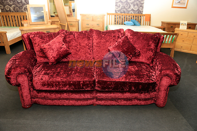 Logan Furniture<br /> Picture:  www.newsfile.ie