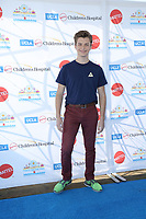 "LOS ANGELES - NOV 18:  Jacob Hopkins at the UCLA Childrens Hospital ""Party on the Pier"" at the Santa Monica Pier on November 18, 2018 in Santa Monica, CA"