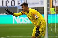 Torwart Joel Mall (SV Darmstadt 98) - 28.10.2017: SV Darmstadt 98 vs. Holstein Kiel, Stadion am Boellenfalltor, 2. Bundesliga