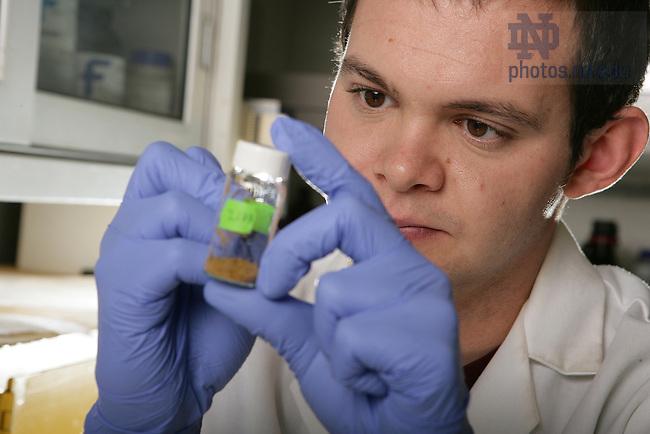 Undergraduate research, Galvin Life Sciences