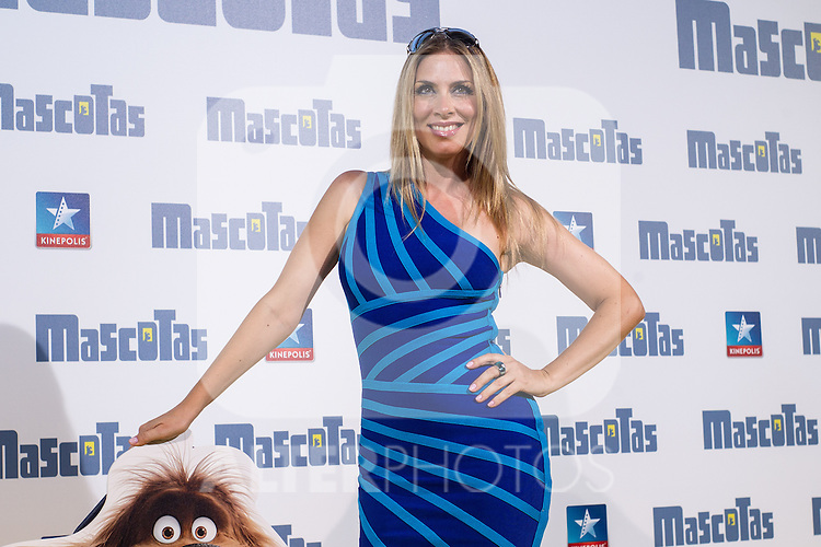 Roser during the premiere of  Mascotas at Kinepolis cinema in Madrid. July 21, 2016. (ALTERPHOTOS/Rodrigo Jimenez)