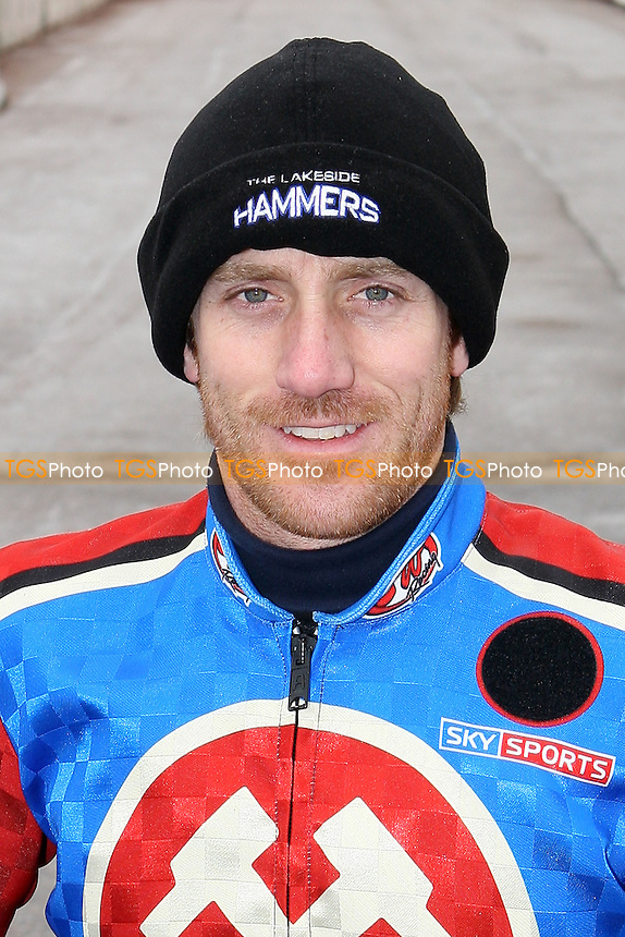 Adam Shields of Lakeside - Lakeside Hammers Press & Practice Day at Arena Essex Raceway - 11/03/08 - MANDATORY CREDIT: Gavin Ellis/TGSPHOTO. Self-Billing applies where appropriate. NO UNPAID USE. Tel: 0845 094 6026