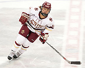Kenzie Kent (BC - 12) - The Boston College Eagles defeated the Northeastern University Huskies 5-1 (EN) in their NCAA Quarterfinal on Saturday, March 12, 2016, at Kelley Rink in Conte Forum in Boston, Massachusetts.