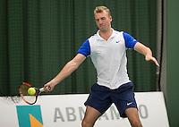 Rotterdam, Netherlands, Januari 28, 2017, ABNAMROWTT, Clubkampioenen, Glenn Smits<br /> Photo: Tennisimages/Henk Koster
