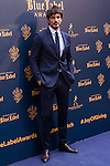Spanish actor Andres Velencoso during the photocall of the Blue Label awards 2016 at the residence of the ambassador of the United Kingdom in Madrid. Jun 28,2016. (ALTERPHOTOS/Rodrigo Jimenez)