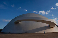 Brasilia_DF, Brasil..Museu Nacional de Brasilia, conhecido tambem como Museu Nacional Honestino Guimaraes, localizado na Esplanada dos Ministerios, em Brasilia, Distrito Federal..Museu Nacional de Brasilia, also known as the National Museum Honestino Guimaraes, located in the Esplanada dos Ministerios, Brasilia, Distrito Federal.. Foto: MARCUS DESIMONI / NITRO