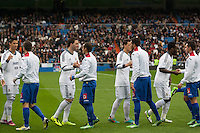 Real Madrid - Getafe 2012 Liga BBVA