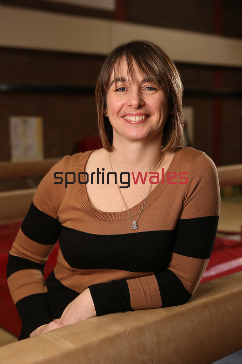 Welsh Gymnastics.Jo Coombs.21.03.13.©Steve Pope