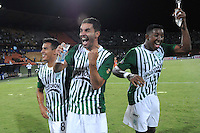 Atletico Nacional V.S.  Deportivo Pasto 07-07-2013
