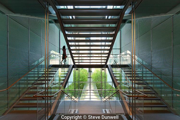 New addition at Isabella Stewart Gardner Museum, Boston, MA (architect = Renzo Piano)