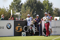Anders Hansen (DEN) during day 3 of the BMW Italian Open presented by CartaSi, at Royal Park I Roveri,Turin,Italy..Picture: Fran Caffrey/www.golffile.ie.