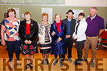 Ceile: Attending the ceile at Kerry Writers Museum, Listowel on Sunday last were Mary Fealy, Kathleen McCarthy, Mary Flaherty, Joan Keating, Maurice O'Sullivan, Susan Curran & Tom Fitzgerald.