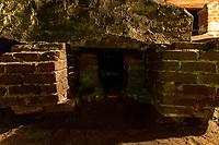 Crypte de l'eglise de  LaPrairie<br /> <br /> <br /> <br /> PHOTO :  Agence Quebec Presse