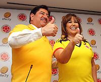 Efecty nuevo patrocinador Selección Colombia de fútbol de mayores