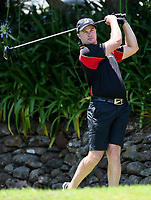 Jason Boobyer of Waikato. Day One of the Toro Interprovincial Men's Championship, Mangawhai Golf Club, Mangawhai,  New Zealand. Tuesday 5 December 2017. Photo: Simon Watts/www.bwmedia.co.nz