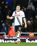 Tottenham's Kevin Wimmer looks on dejected<br /> <br /> - English Premier League - West Ham Utd vs Tottenham  Hotspur - Upton Park Stadium - London - England - 2nd March 2016 - Pic David Klein/Sportimage