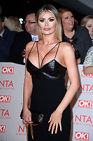 Chloe Sims at the National Television Awards 2018 at the O2 Arena, Greenwich, London, UK. <br /> 23 January  2018<br /> Picture: Steve Vas/Featureflash/SilverHub 0208 004 5359 sales@silverhubmedia.com