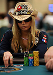 Vanessa Rousso is over 100,00 chips going into level 3.
