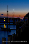 Pre-sunrise, Vineyard Haven Harbor, Martha's Vineyard