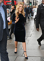 Katherine Jenkins, Welsh lyric mezzo-soprano and classical-crossover singer/songwriter meets fans and signs copies of her new album Guiding Light, at HMV Oxford Street, London on December 05, 2018.<br /> CAP/JOR<br /> &copy;JOR/Capital Pictures /MediaPunch ***NORTH AND SOUTH AMERICAS ONLY***