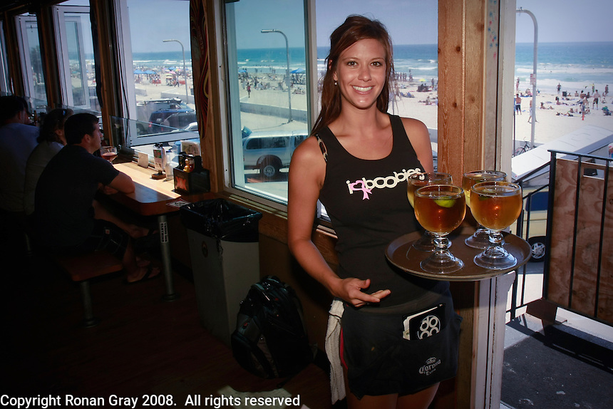 Ashlyn Zarr at the PB Shore Club, San Diego, CA, USA