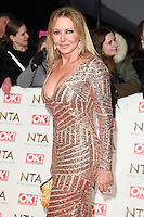 Carol Vorderman at the National TV Awards 2017 held at the O2 Arena, Greenwich, London. <br /> 25th January  2017<br /> Picture: Steve Vas/Featureflash/SilverHub 0208 004 5359 sales@silverhubmedia.com