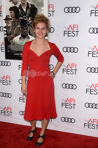 HOLLYWOOD, CA - NOVEMBER 09: Piper Blair at AFI Fest 2017 Opening Night Gala Screening Of Netflix's Mudbound at TCL Chinese Theatre on November 9, 2017 in Hollywood, California. Credit: David Edwards/MediaPunch