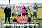 St. John's National school, Kenmare winners of the FAI Spar schools 5 aside soccer tournament in Christy Leahy Park on Tuesday who will go on to represent Kerry in the Munster finals