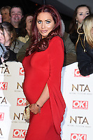 Amy Childs<br /> at the National TV Awards 2017 held at the O2 Arena, Greenwich, London.<br /> <br /> <br /> &copy;Ash Knotek  D3221  25/01/2017
