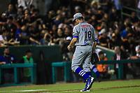 Rodolfo Aguilar pitcher relevo de Yaquis, durante la apertura de la temporada de beisbol de la Liga Mexicana del Pacifico 2017 2018 con el partido entre Naranjeros vs Yaquis. 11 octubre2017 . <br /> (Foto: Luis Gutierrez /NortePhoto.com)