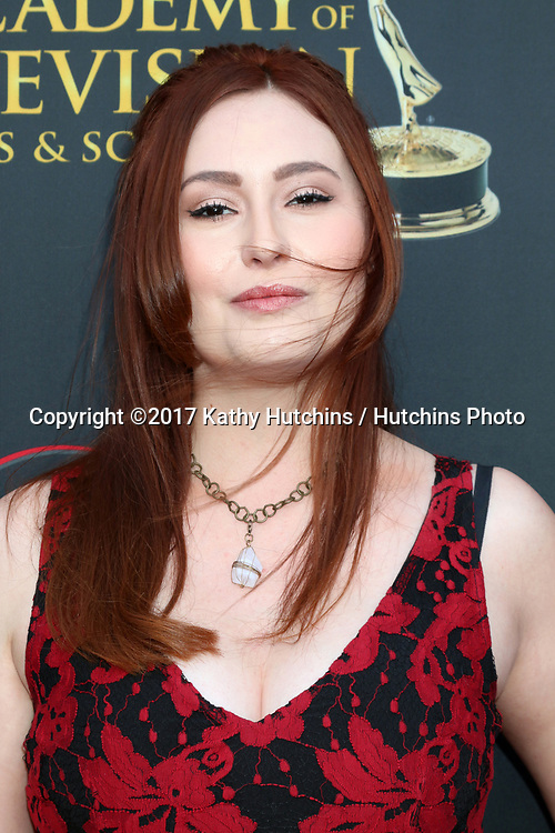 LOS ANGELES - APR 26:  Jillian Clare at the NATAS Daytime Emmy Nominees Reception at the Hollywood Museum on April 26, 2017 in Los Angeles, CA