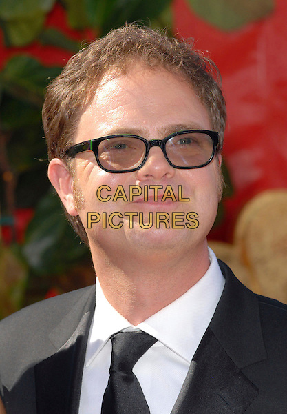 RAINN WILSON.58th Annual Primetime Emmy Awards held at the Shrine Auditorium, Los Angeles, California, USA..August 27th, 2006.Ref: ADM/CH.headshot portrait glasses.www.capitalpictures.com.sales@capitalpictures.com.©Charles Harris/AdMedia/Capital Pictures.