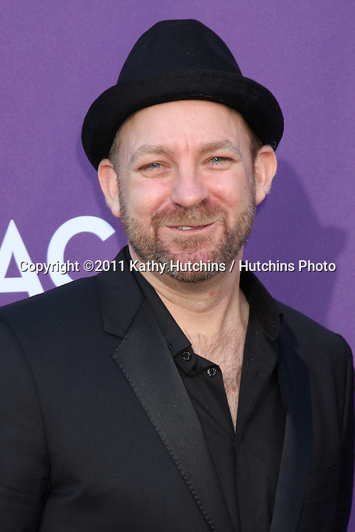 LAS VEGAS - APR 1:  Kristian Bush arrives at the 2012 Academy of Country Music Awards at MGM Grand Garden Arena on April 1, 2010 in Las Vegas, NV.