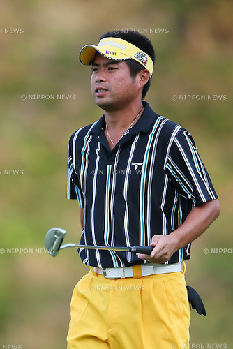 Yuta Ikeda (JPN), .APRIL 18, 2013 - Golf : .21st Japan Golf Tour Token Homemate Cup 2013 .First Round .at Token Tado Country Club Nagoya, Mie, Japan. .(Photo by YUTAKA/AFLO SPORT)