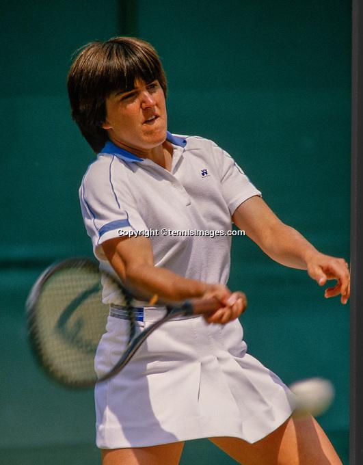 June 30, 1982, London, England, AELTC, All England Club, Wimbledon, <br /> Photo: Tennisimages/Henk Koster