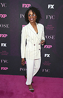 """WEST HOLLYWOOD, CA - AUGUST 9: Charlayne Woodard, at Red Carpet Event For FX's """"Pose"""" at Pacific Design Center in West Hollywood, California on August 9, 2019. <br /> CAP/MPIFS<br /> ©MPIFS/Capital Pictures"""