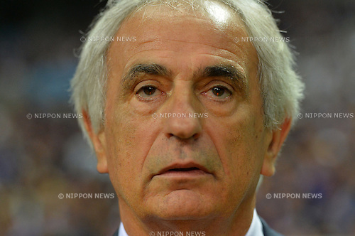 Vahid Halilhodzic (JPN),<br /> SEPTEMBER 1, 2016 - Football / Soccer :<br /> Japan's head coach Vahid Halilhodzic before the FIFA World Cup Russia 2018 Asian Qualifiers Final Round Group B match between Japan 1-2 United Arab Emirates at Saitama Stadium 2002 in Saitama, Japan. (Photo by AFLO)