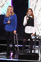 Holly Branson &amp; Princess Beatrice at WE Day 2016 at Wembley Arena, London.<br /> March 9, 2016  London, UK<br /> Picture: Steve Vas / Featureflash