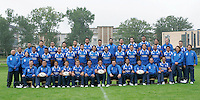 15 AUG 2007 - LOUGHBOROUGH, UK - Samoan Rugby Union World Cup team at their training camp. (PHOTO (C) NIGEL FARROW)