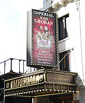 'Natasha, Pierre & The Great Comet of 1812' - Theatre Marquee