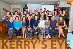 Cathay Goulding from Ballyhar, Killarney celebrated his 21st birthday surrounded by friends and family in the Old Killarney Inn last Saturday night.