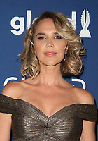 BEVERLY HILLS, CA - APRIL 12: Arielle Kebbel at the 29th Annual GLAAD Media Awards at The Beverly Hilton Hotel on April 12, 2018 in Beverly Hills, California. <br /> CAP/MPIFS<br /> &copy;MPIFS/Capital Pictures