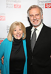 Nan Knighton and John Breglio attends the Dramatists Guild Fund Gala 'Great Writers Thank Their Lucky Stars : The Presidential Edition' at Gotham Hall on November 7, 2016 in New York City.